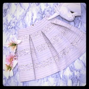 ANTHROPOLOGIE GINGER G. SKIRT